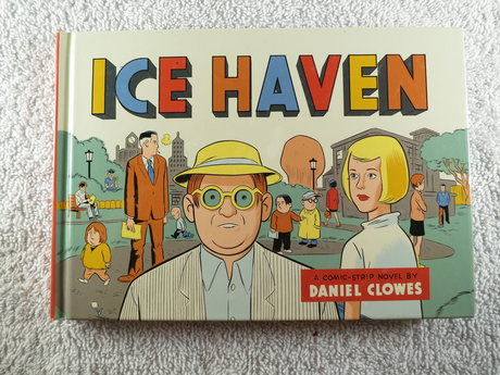 Ice Haven by Dan Clowes