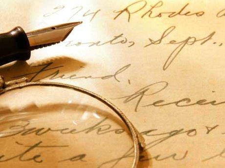 Type Up Handwritten Work