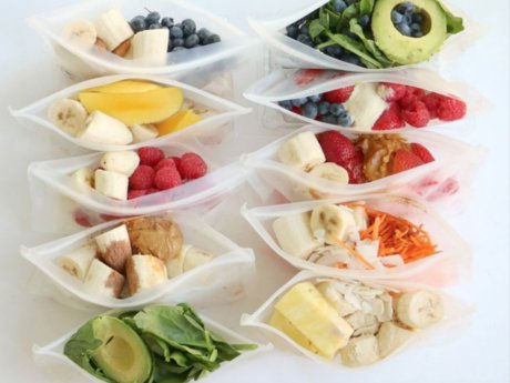 12 Dump-N-Go Smoothie Packs +Guide