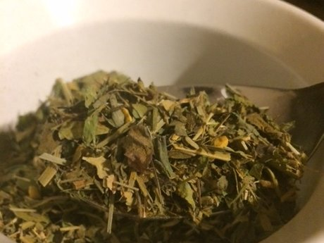 Lemongrass & Mate Golden Tea