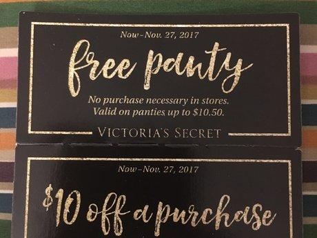 Victoria Secret coupons