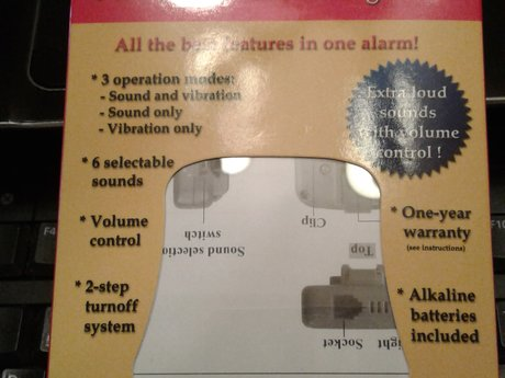 Dry Easy Bedwetting Alarm