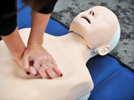 """Hands-Only"" CPR & AED"