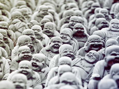 Secular Buddhism—a new middle way?