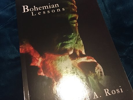 Bohemian Lessons Author Signed Book