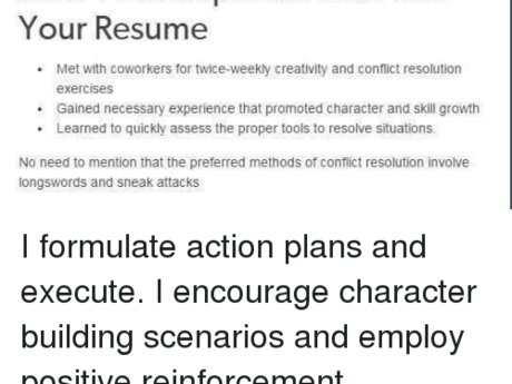 Suggest Your Resume Skills