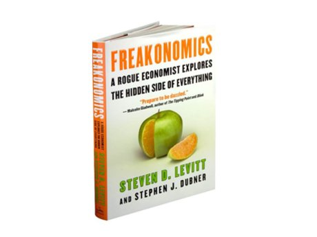 Freakonomics Book Hard Copy