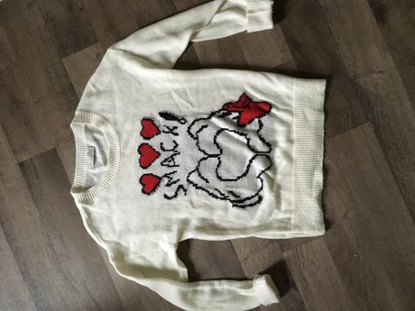 Disney Mickey Mouse Sweatshirt (S)