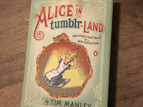 Alice in Tumblr Land-- Humor book