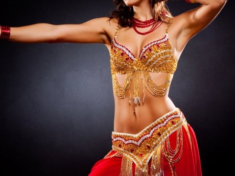 30 minute Bellydance lesson