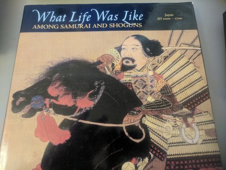 What Life was Like: Samurai/Shoguns