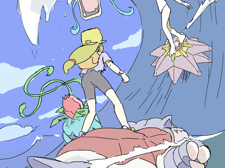 Pokemon Go Companionship and baking