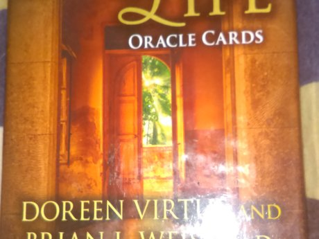 Past Life Oracle Card Reading