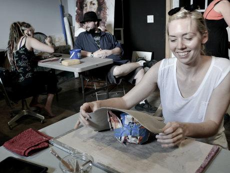 1 hour Handbulding Ceramics Class