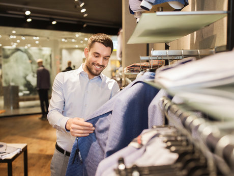 Personalized shopping-list (Men)