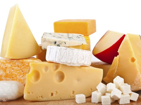 My Current Cheese Obsession