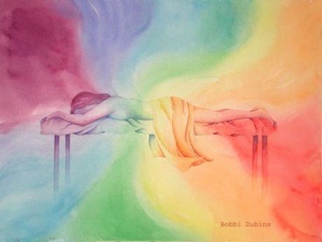 Im an artist and a masseuse