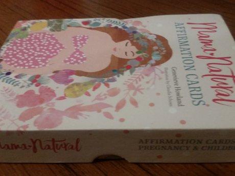 Pregnancy Affirmation Card Reading