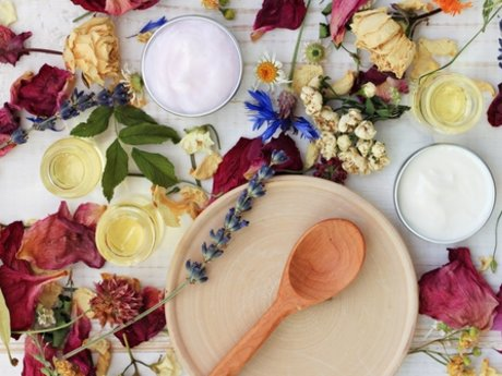 Bach's Floral Elixirs Theraphy