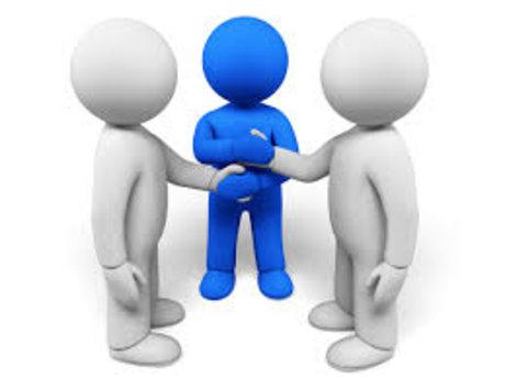 Choose a side -mediation session