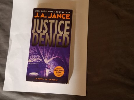 Ja jance justice denied