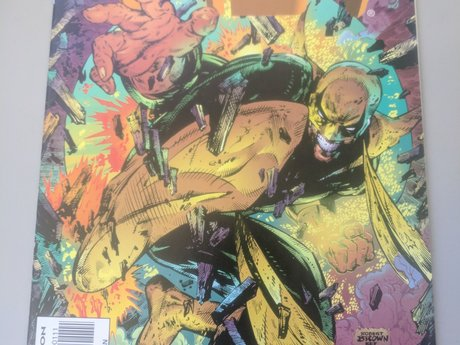 IRON FIST #1 - Sept.'96 COMIC BOOK