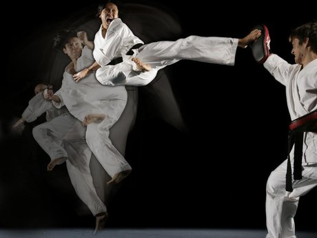 Personal trainer/martial arts teach