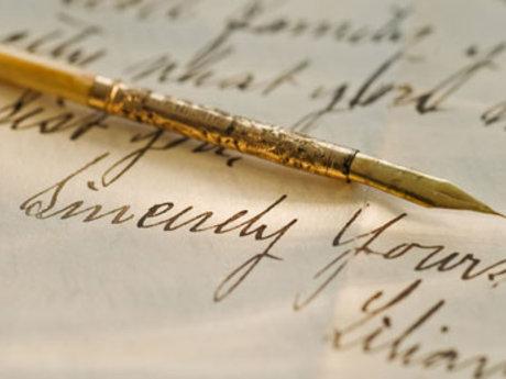 Custom Hand-Lettering