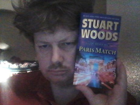 stuart woods Paris Match
