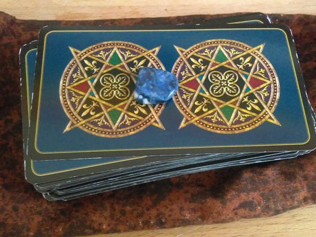 Second Opinion for Tarot Readings