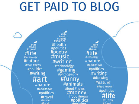 Get paid to write blogs!