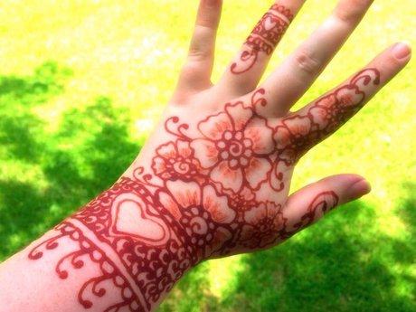 Henna Art: Half Hour