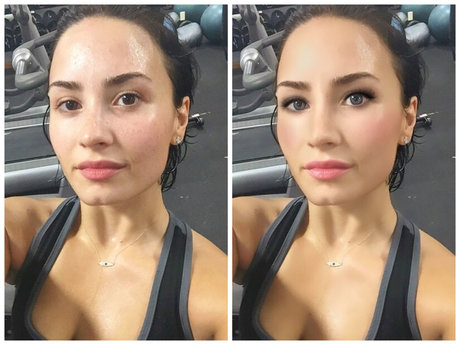Apply Digital Makeup to Your Selfie