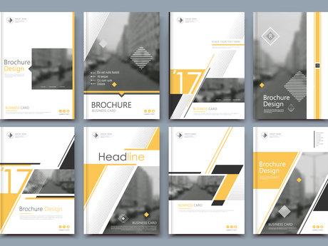 Brochure or Invitation Design