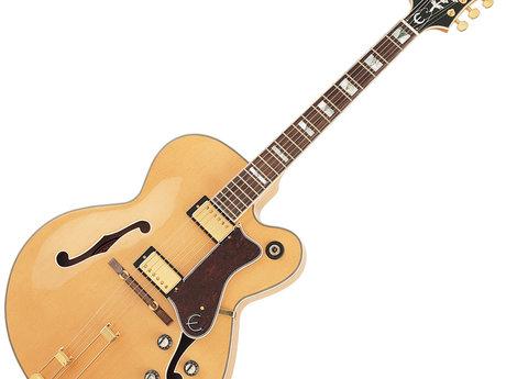 Basic jazz guitar lessons