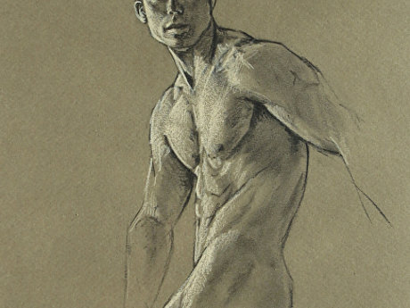 1 Hour Figure Drawing Session