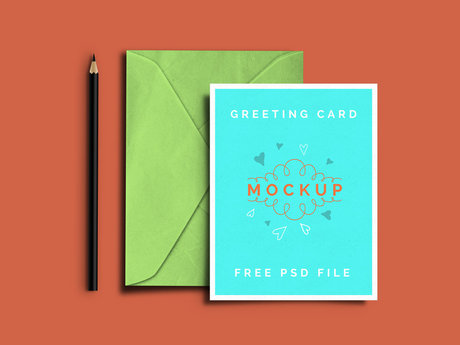 Monthly handmade greeting cards
