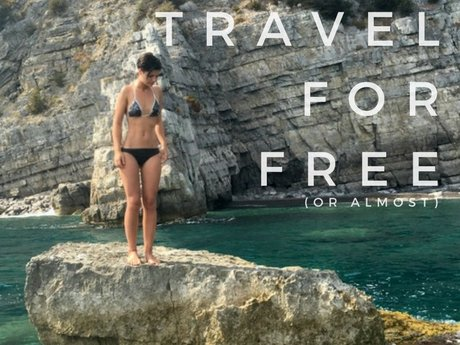 Online Class: How I travel for free