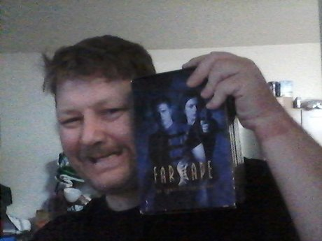 Farscape the first Season:11 discs