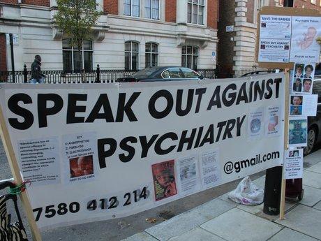 Psychiatric Survivor Movement Talk