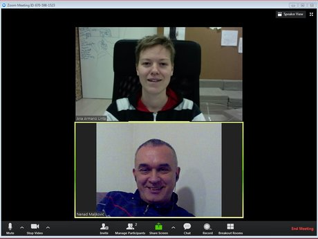 Assess your video calling skills