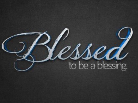 Random Blessing