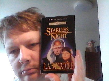 Starless night by ra salvatore