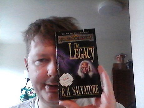 The Legacy by RA Salvatore