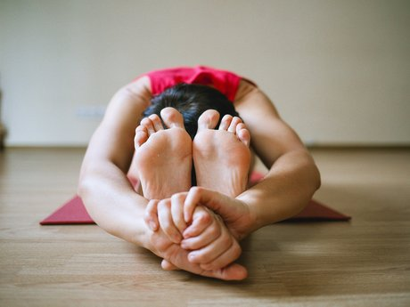 Yinki® yoga (Yin yoga + Reiki)