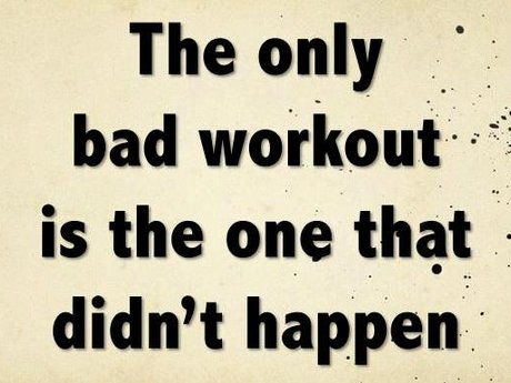 Let's Be Workout Buddies!