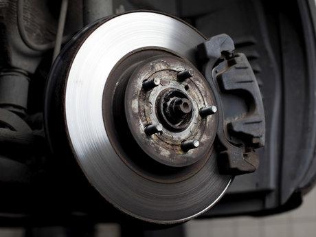 Auto brake work