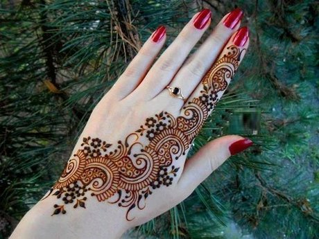 Henna Art: One Hour
