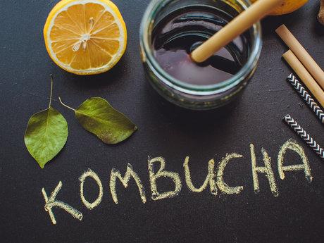 Easy Kimchi or Kombucha recipe!