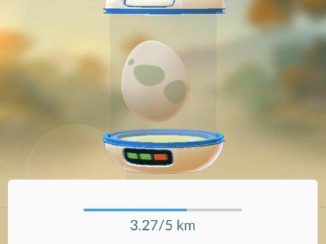 Pokemon Walk: 30 minutes